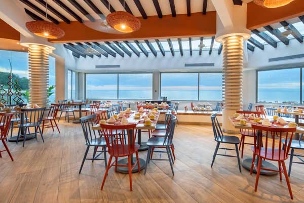 Restaurant - Park Royal Puerto Vallarta All Inclusive Family Beach Resort